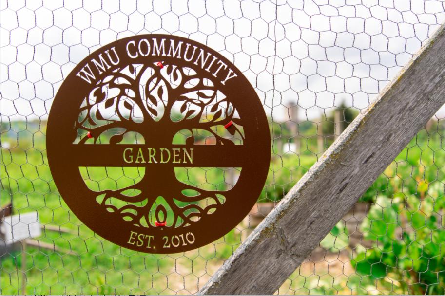 WMU community garden