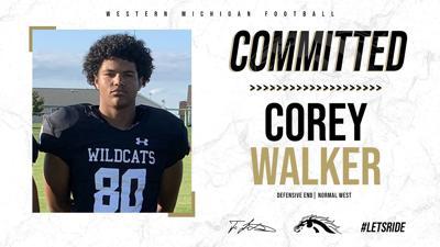 Corey Walker football recruit