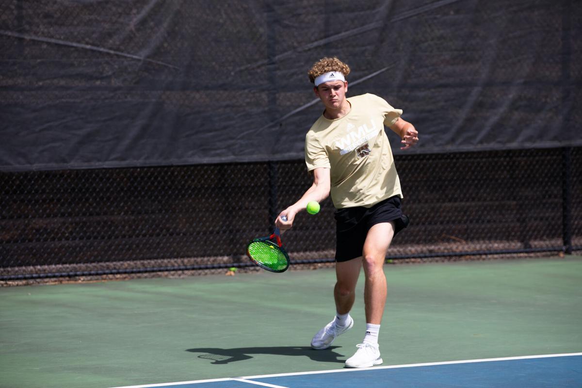 WMU Men's Tennis Peter Kuszynski