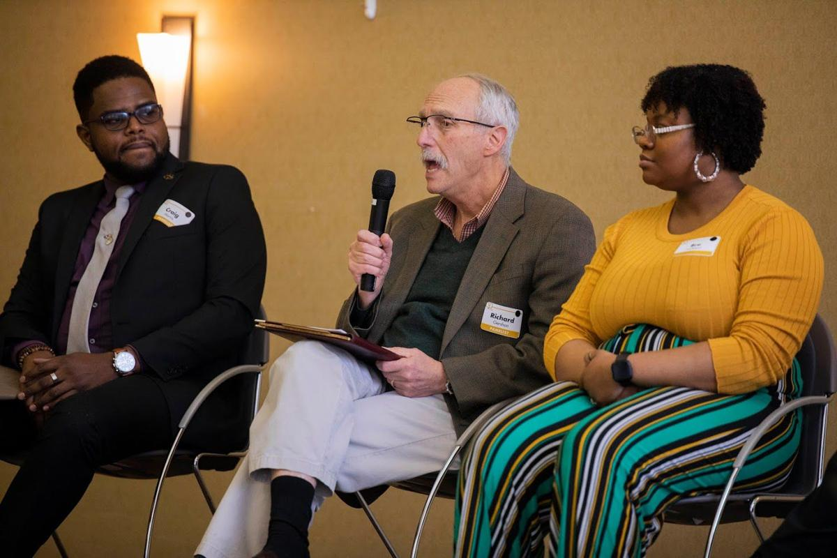 'We are the state:' WMU hosts panel discussion on free speech as first event of new WeTalk program