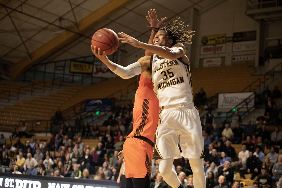 WMU men's basketball Brandon Johnson
