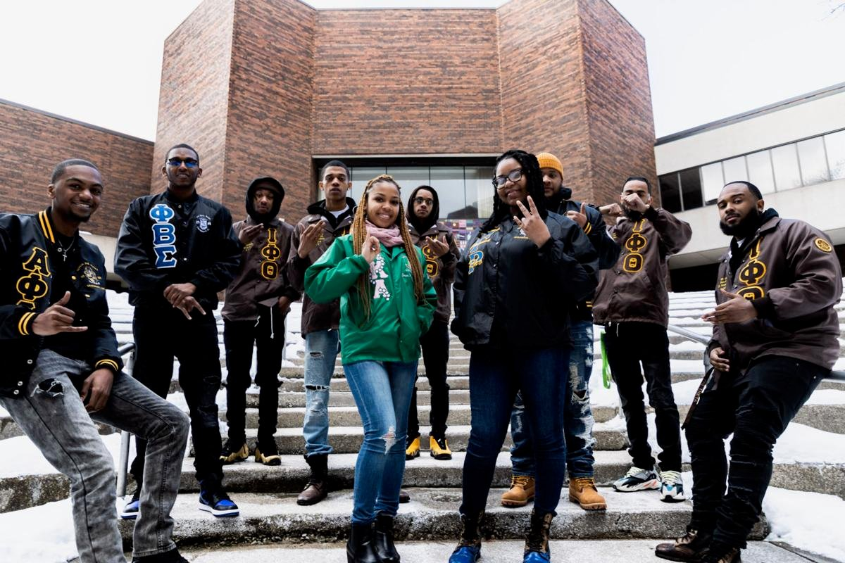 Creating a community: Black Greek Life at WMU