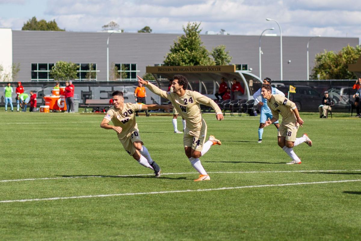 Men's soccer earns second straight shutout win