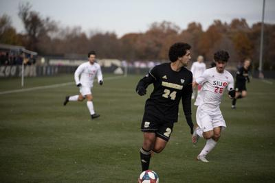 Men's soccer postseason fate unknown after loss in MAC semifinals