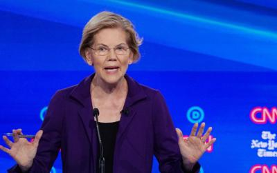 OP: Elizabeth Warren and Bernie Sanders dominate in October democratic debate
