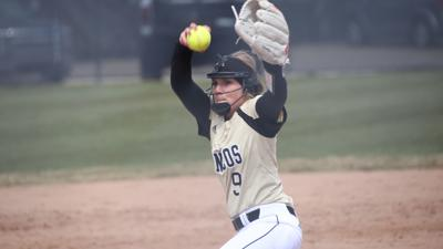 Stefanick earns win on the mound and home record at the plate