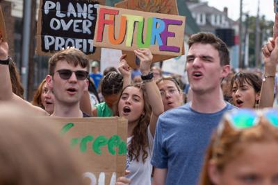 Over 5,000 cities around the world took part in the global climate strike on Sept. 20, 2019.