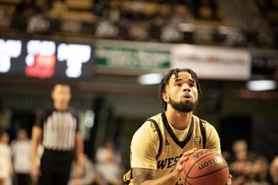 Michael Flowers basketball