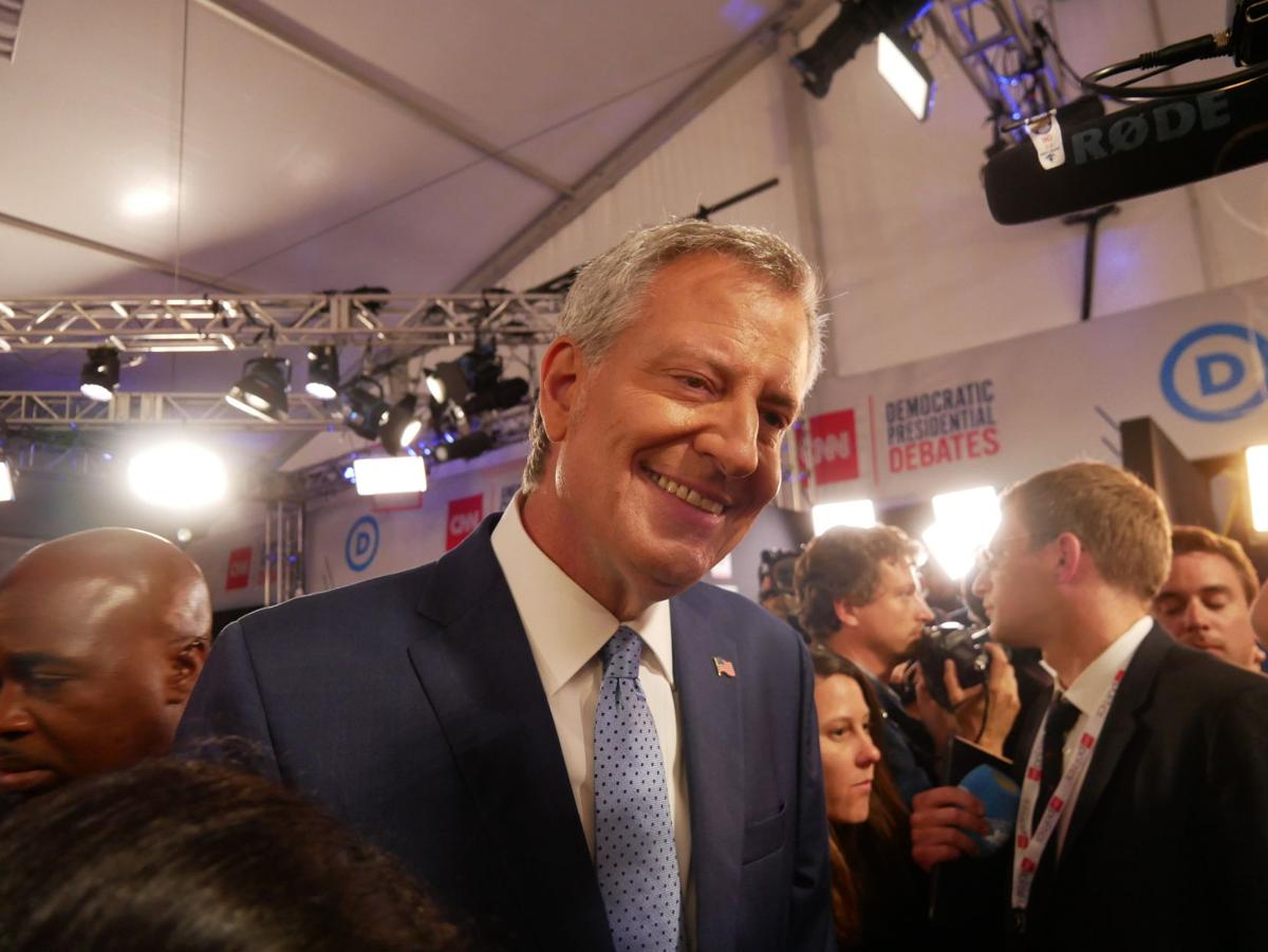 Sights and sounds from night two of CNN's Democratic debate in Detroit