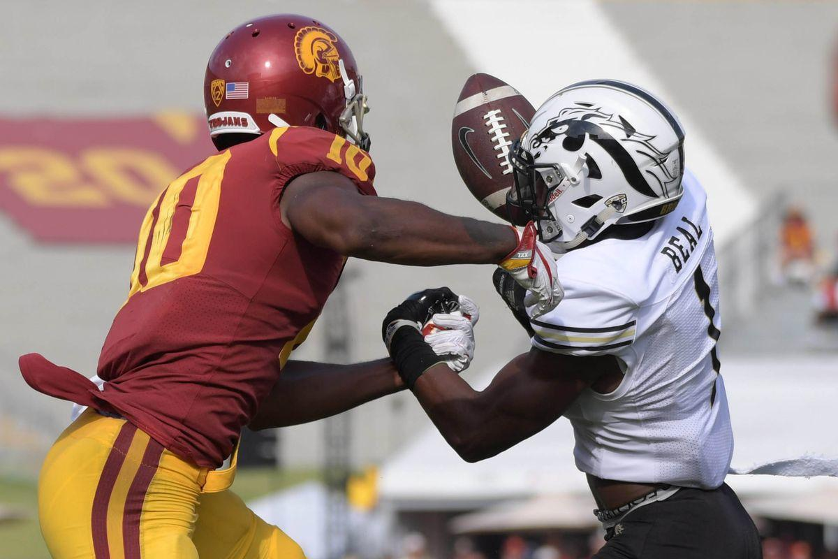 Sam Beal was selected in the third-round of the 2018 NFL Supplemental Draft