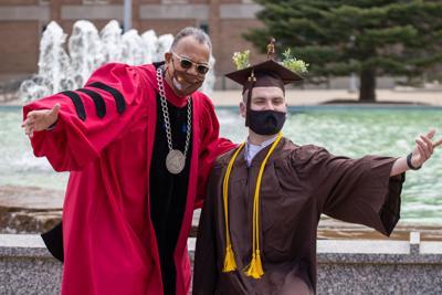 CFA Graduation photo
