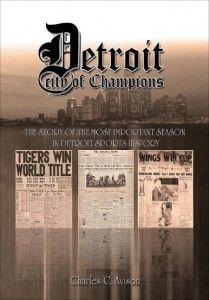 WMU alumnus chronicles 1935 sports in Detroit