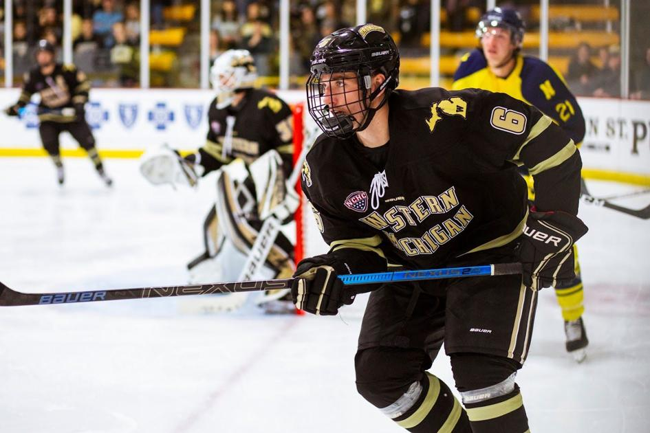 WMU hockey welcomes Colorado College to Kalamazoo for two-game series