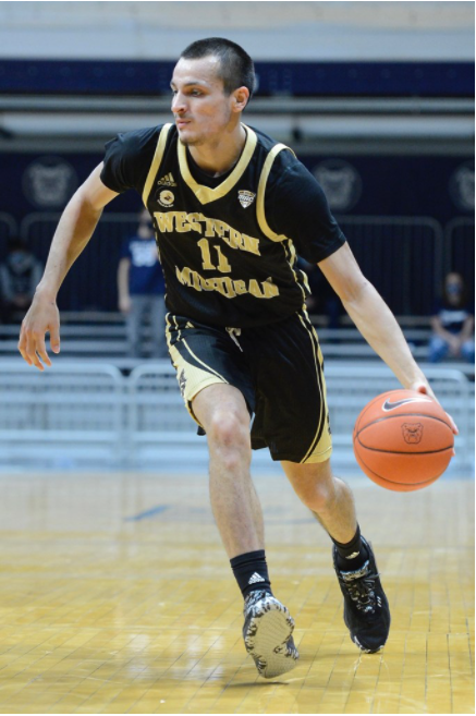 WMU men's basketball Raphael Cruz