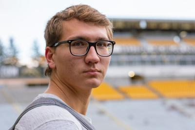 Littleton, CO native Cameron Braaten, spent a year with WMU football in 2018 as a walk-on punter.