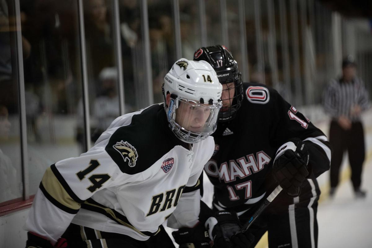 WMU Hockey Jason Polin