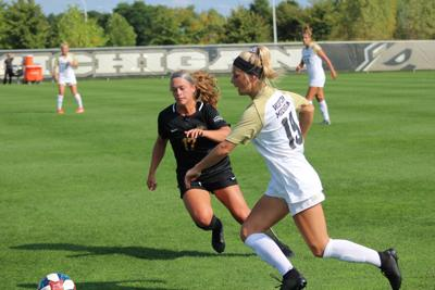 Women's soccer fall at home against Loyola-Chicago