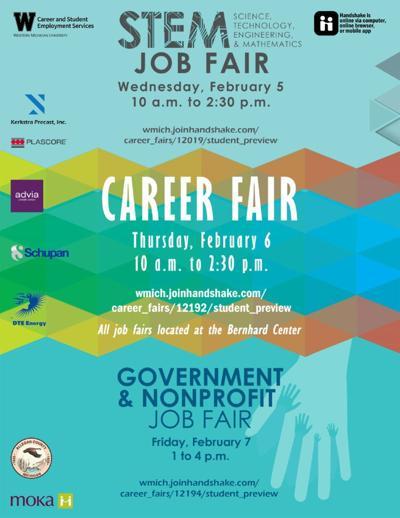 Career Services brings career fairs to WMU