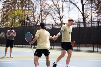 WMU Men's Tennis