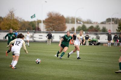 Women's soccer suffers defeat in MAC quarterfinals against Ohio
