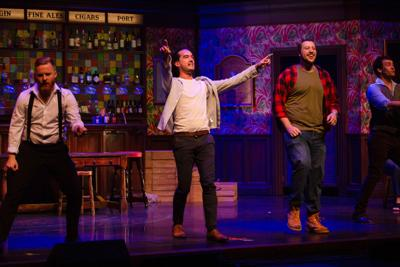 Preview: 'The Choir of Man' featuring John Sheehy heads to Miller Oct. 17