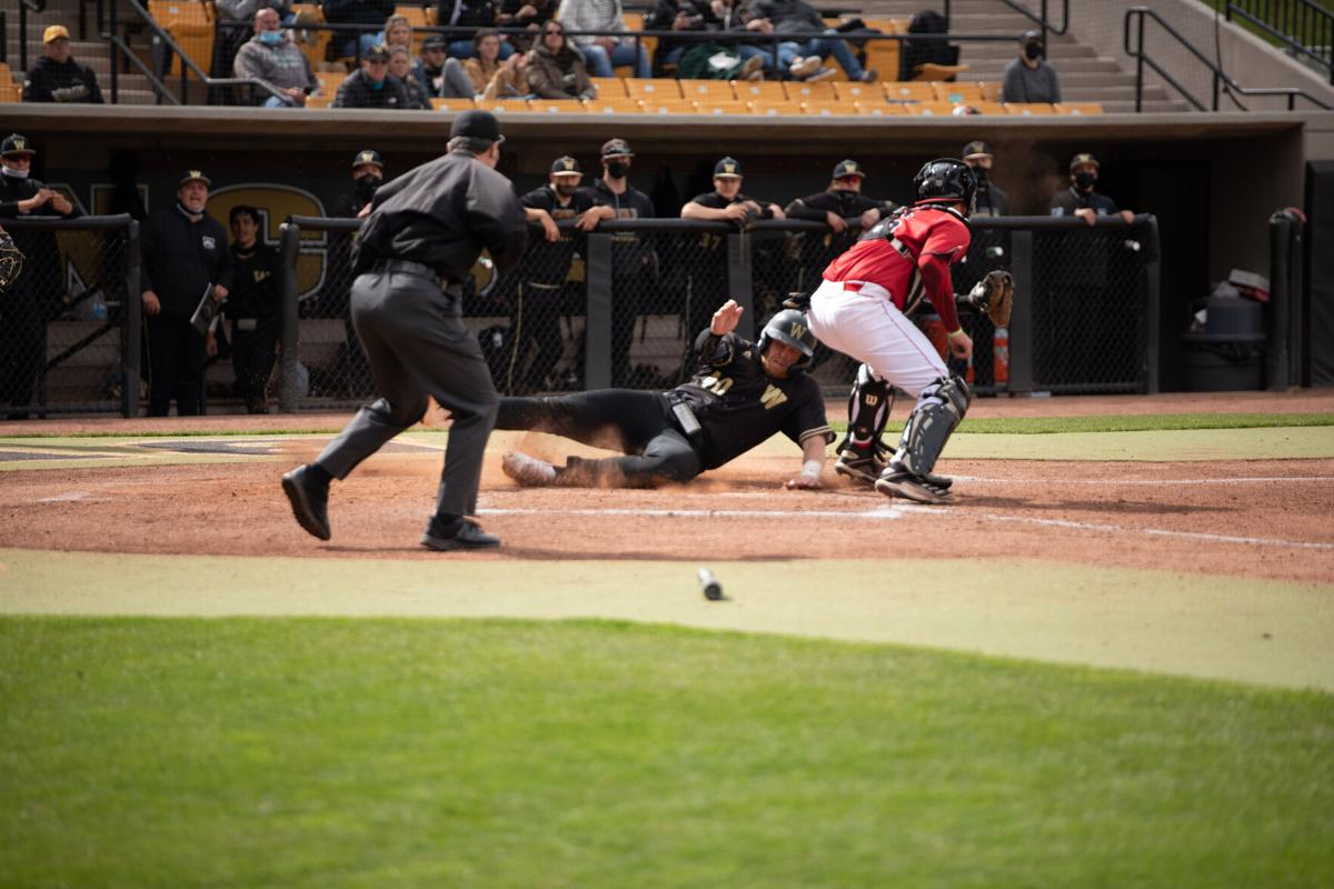 WMU Baseball Sean O'Keefe