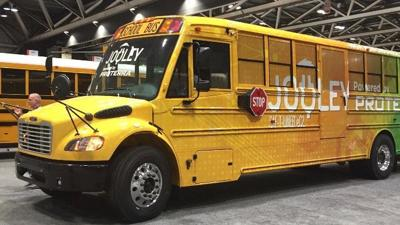 Sustainability director shares hopes, worries for the future of sustainability on campus as Kalamazoo schools receive electric buses
