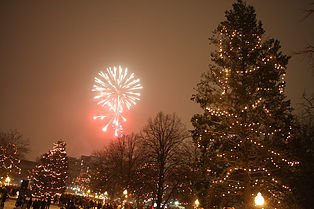 Festivities around the state to help you usher in the new year
