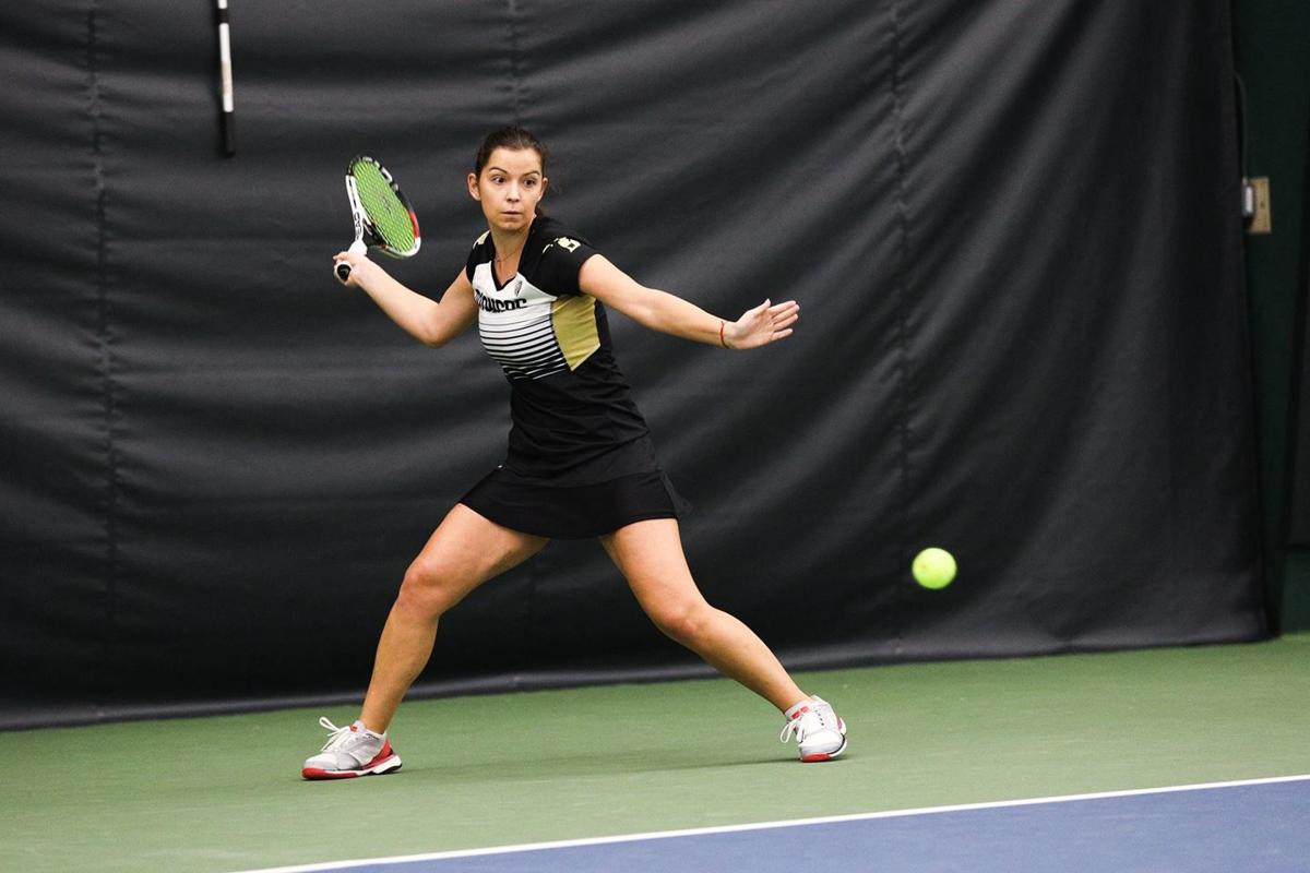 WMU womens tennis