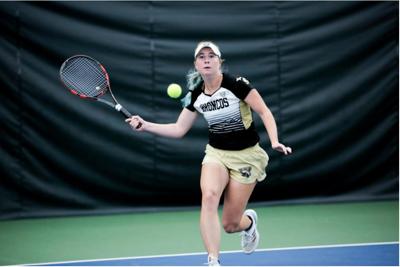 WMU Women's Tennis Lindsey Zieglar