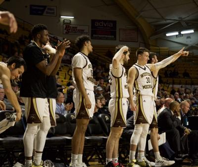 WMU men's basketball rides a three game win streak after Wednesday night's victory.