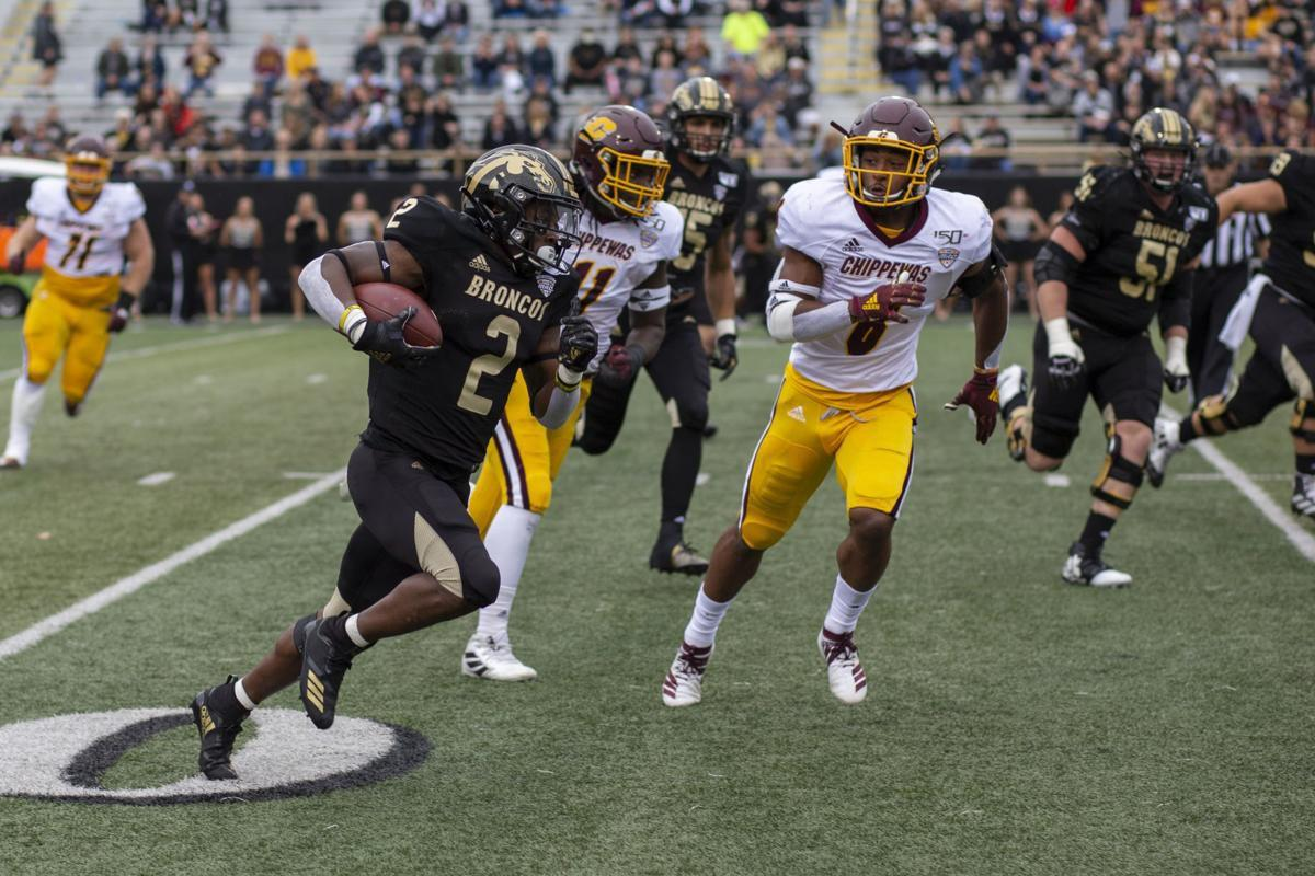 Around the MAC, week 3: CMU, Ohio and Ball State come up with big wins