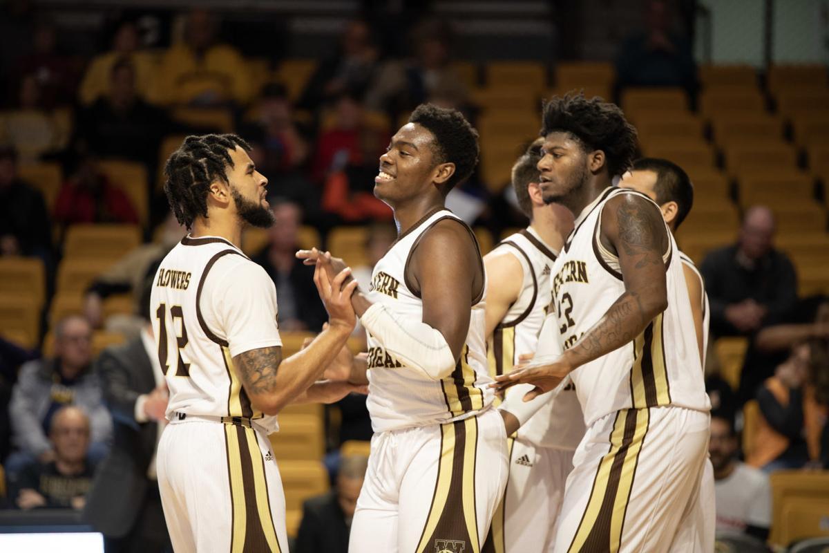 Men's basketball begins new season at home against McNeese State