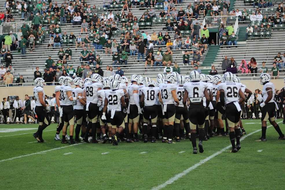 WMU football players' message to the MAC is clear: 'Let us play'