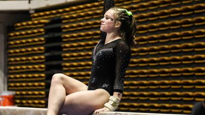 WMU gymnastics downs Northern Illinois on the road for first time since 2012