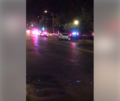 New Haven shooting