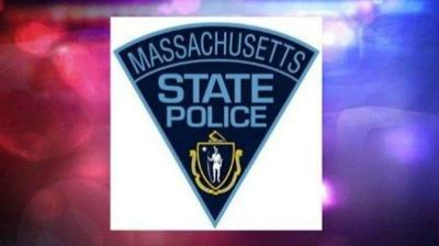 Officials responding to report of a two-car crash with a rollover on I-91 in Whately.