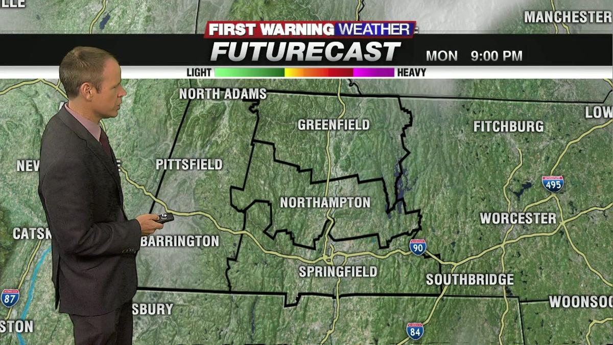 Dan's First Warning Forecast