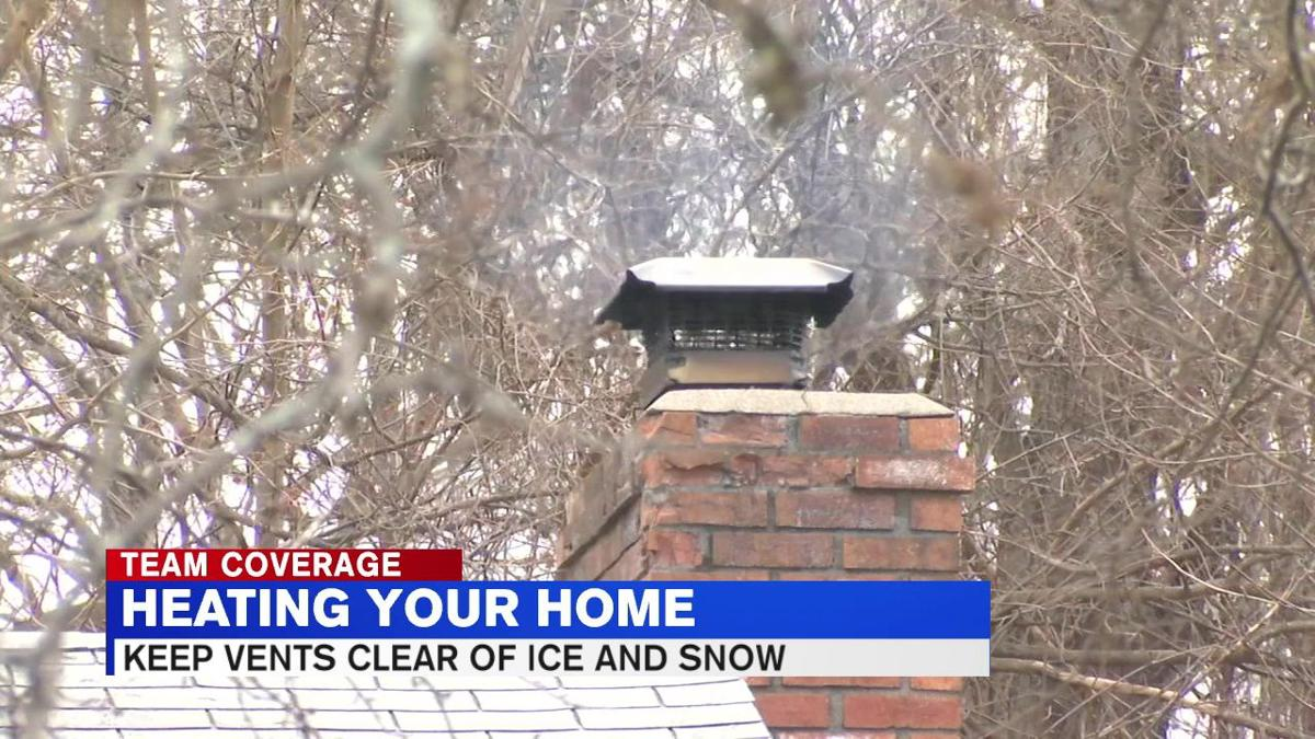 Fire officials urge heating safety with snow, cold approaching