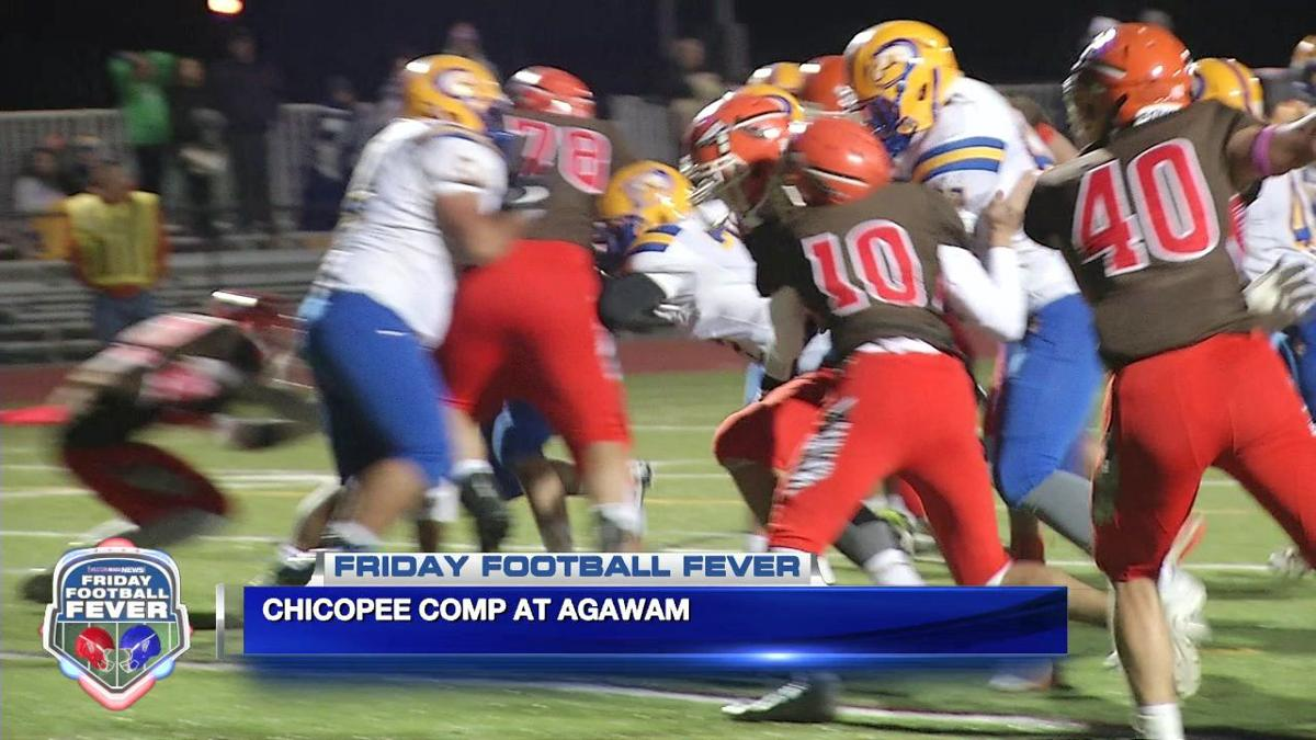 Friday Football Fever Scores 10/19