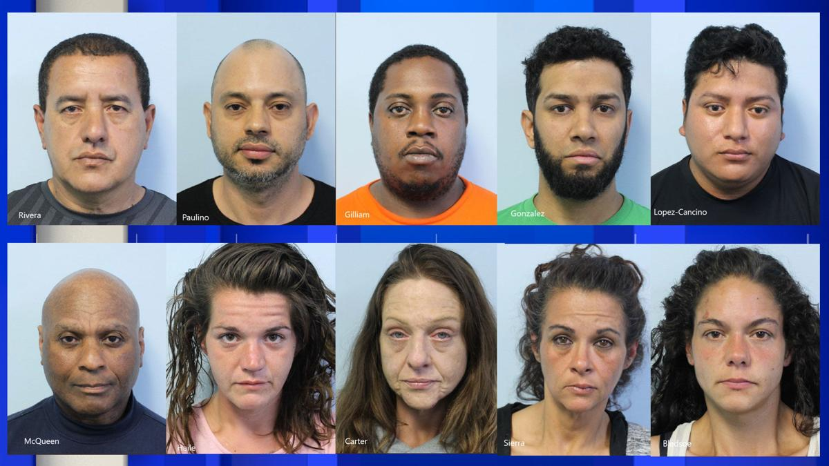 Springfield Ma Escorts >> Springfield Police Arrest 10 People Following Anti John And