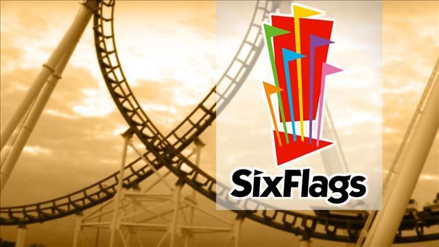 Six Flags New England opens for Spring break