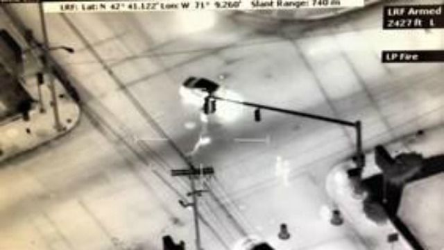 Mass. State Police Air Wing finds Lawrence gas leak 091418
