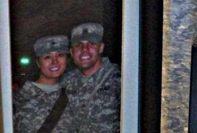 'Salute to Veterans' - Belchertown couple who served in the Iraq War