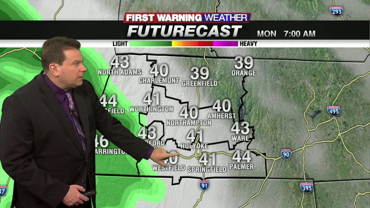 Don's Sunday Evening Forecast