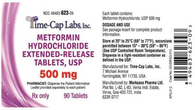 Diabetes drug recalled because it contains a cancer-causing agent