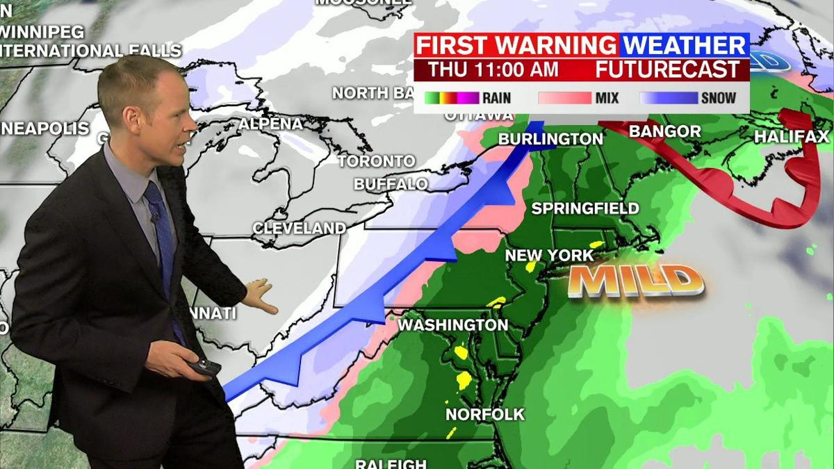 Dan's Wednesday Afternoon Forecast