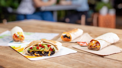 Taco Bell now has a vegetarian menu