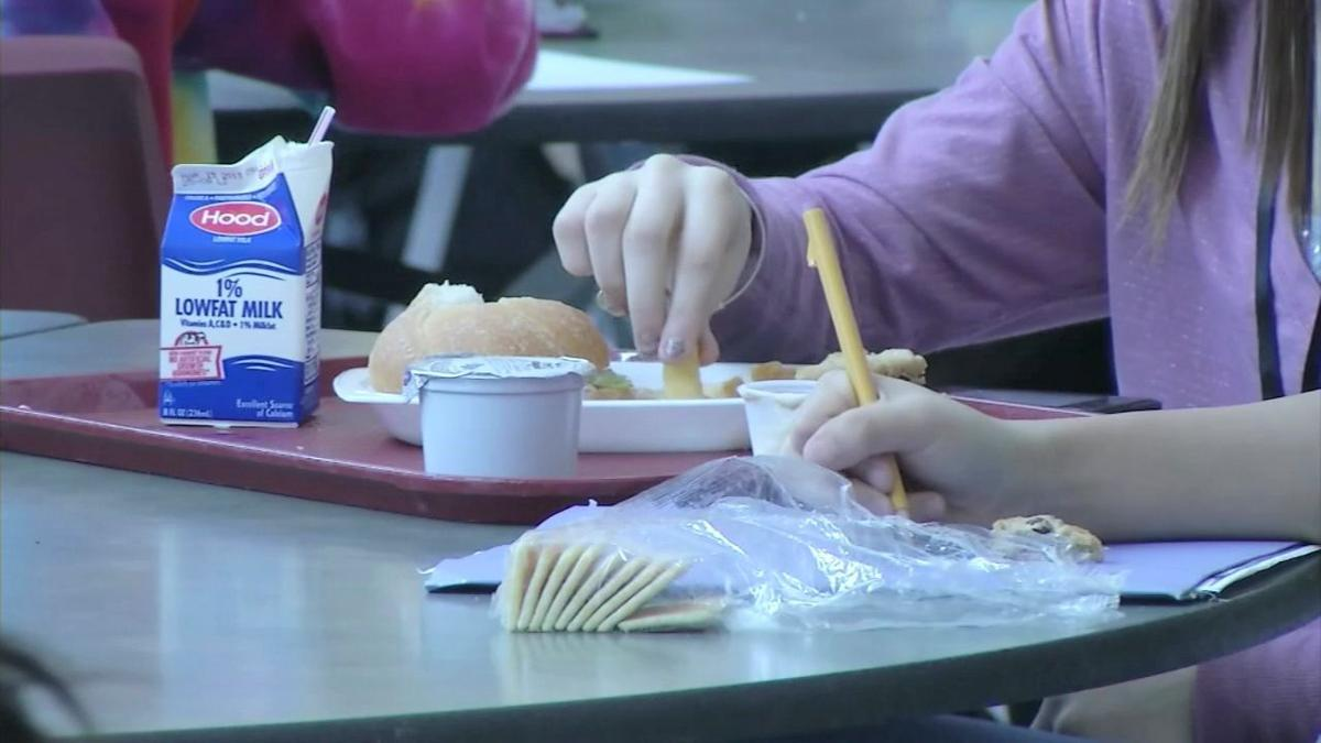 Federally funded school meal programs covered during govt. shutdown