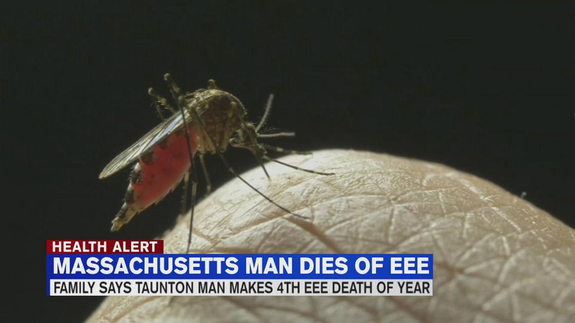 Another confirmed EEE death in the state